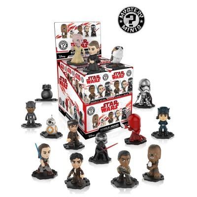 Funko POP! Star Wars Episode 8 The Last Jedi Mystery Minis