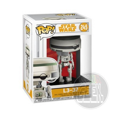 FUNKO POP! Star Wars: Solo - L3-37