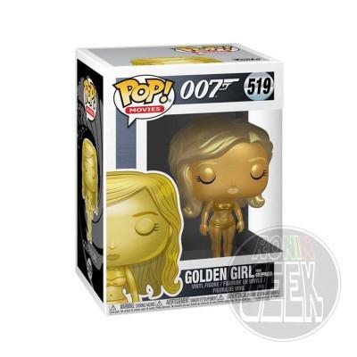 FUNKO POP! Movies: 007 Goldfinger - Jill Masterson