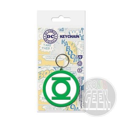 DC Comics Rubber Keychain Green Lantern