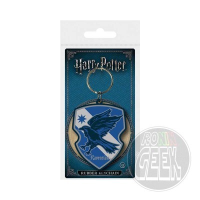 Harry Potter Ravenclaw rubber keychain