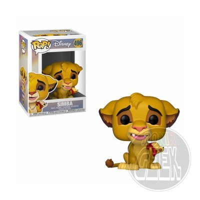 FUNKO POP! Disney: The Lion King - Simba