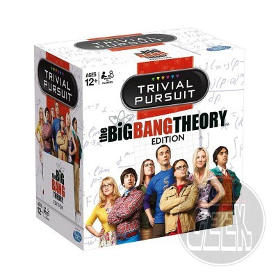 HASBRO Trivial Pursuit: The Big Bang Theory