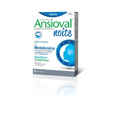 Ansioval | Noite 30 Comprimidos