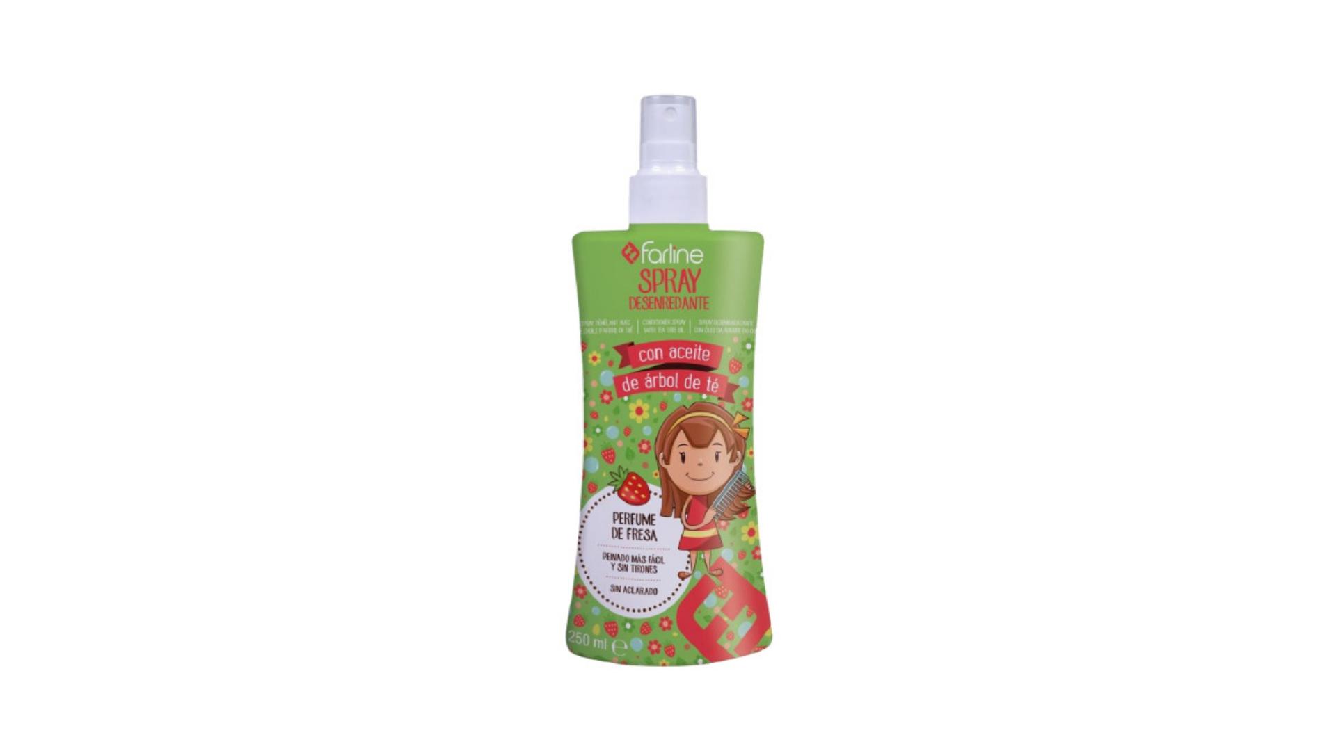 Farline | Spray Desembaraçante Infantil 250ml