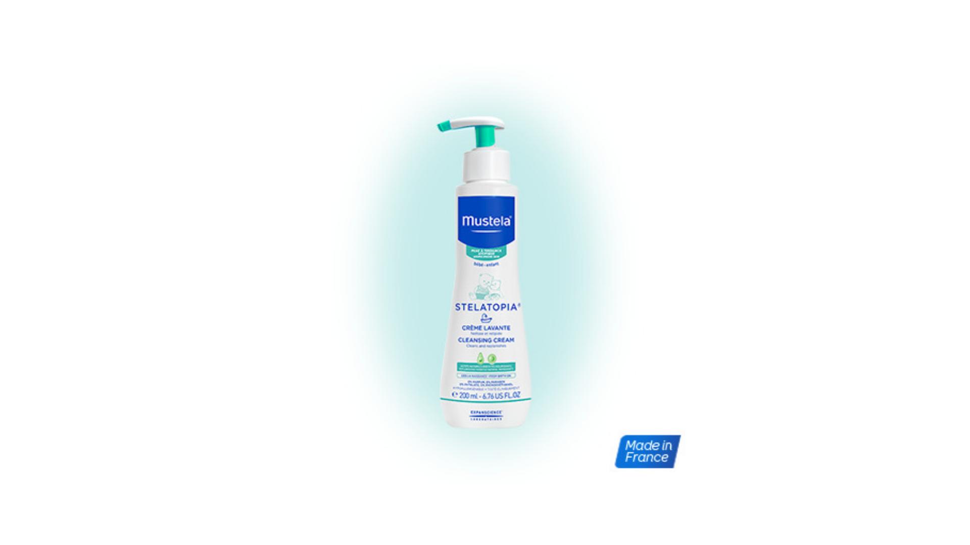 Mustela | STELATOPIA Creme Lavante 500ml