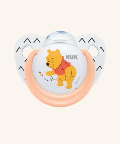 NUK   Chupeta Disney Winnie the Pooh (Silicone, 6-18m) x 2