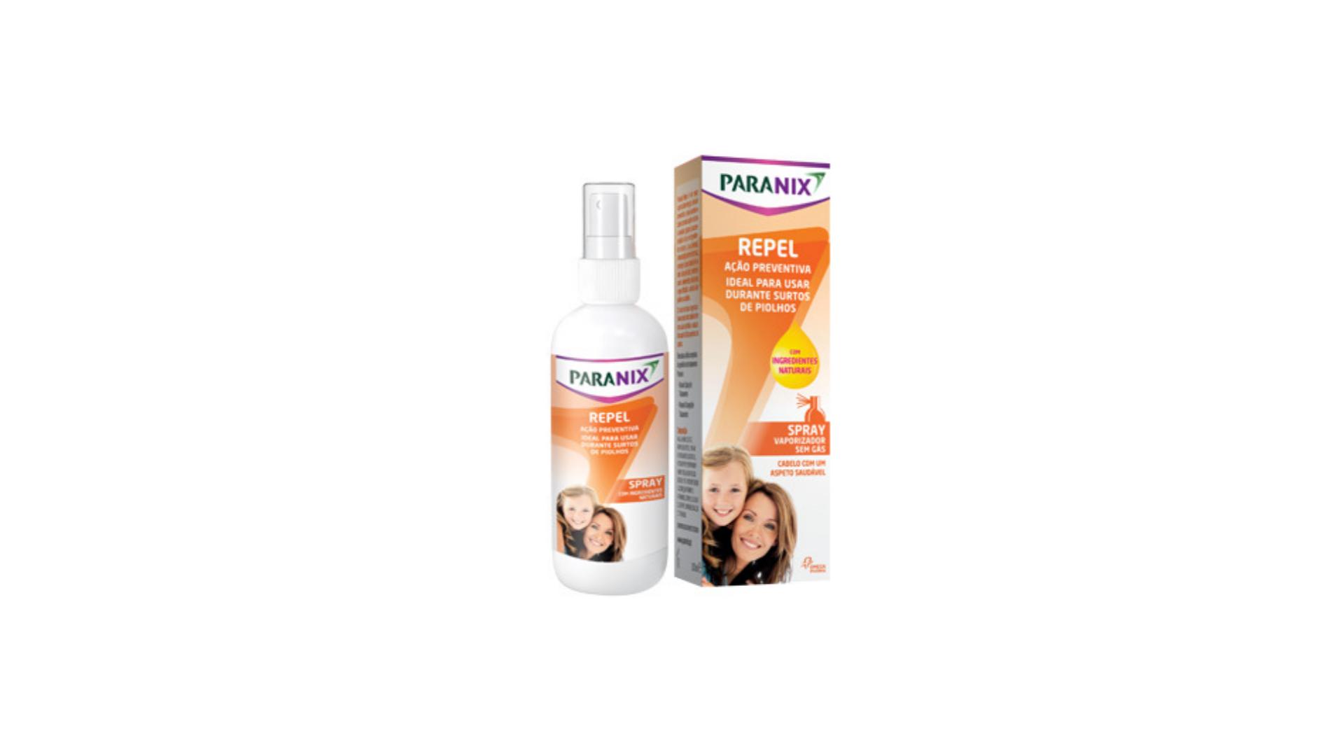 Paranix | Spray Repel 100ml