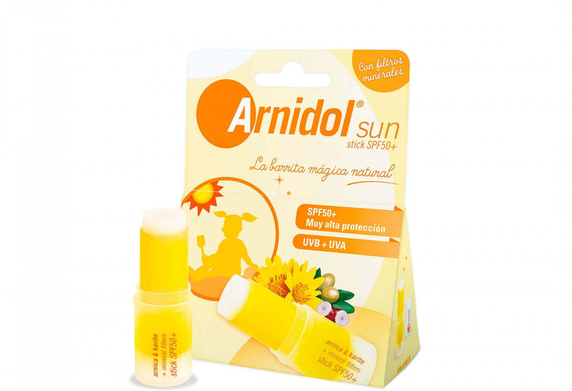 Arnidol | Sun Stick SPF50+