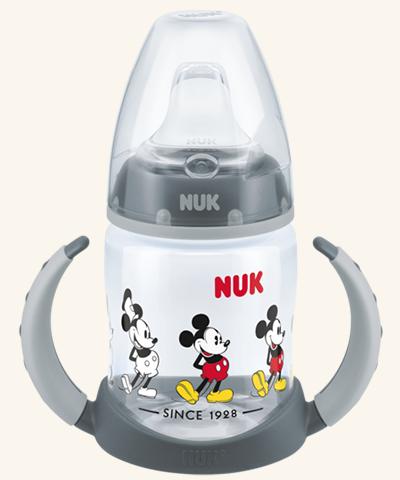 NUK | Biberão de Aprendizagem Mickey Mouse 150ml
