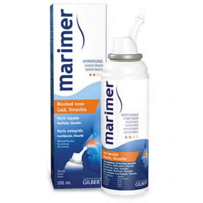 Marimer | Spray Nariz Entupido Hipertónico 100ml