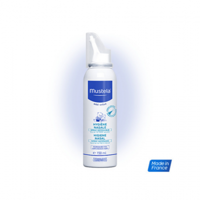 Mustela | Spray Higiene Nasal 150ml