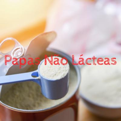 Papas Não Lácteas (preparar com leite)