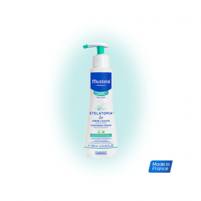 Mustela | STELATOPIA Creme Lavante 500ml