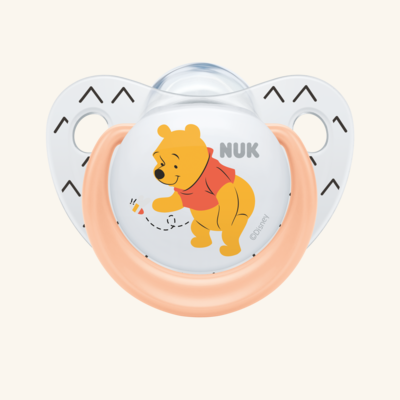 NUK | Chupeta Disney Winnie the Pooh (Silicone, 0-6m) x 2