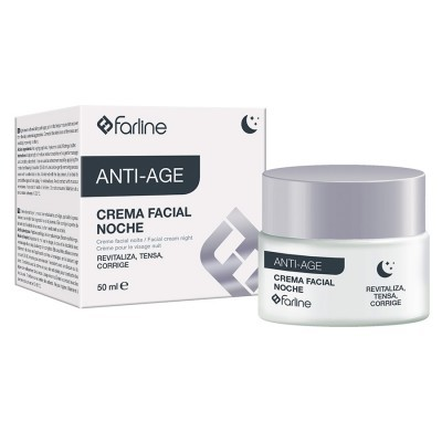Farline | Anti-Age Creme Facial Noite