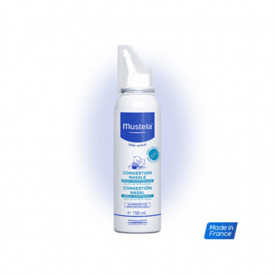 Mustela | Spray Congestão Nasal 150ml