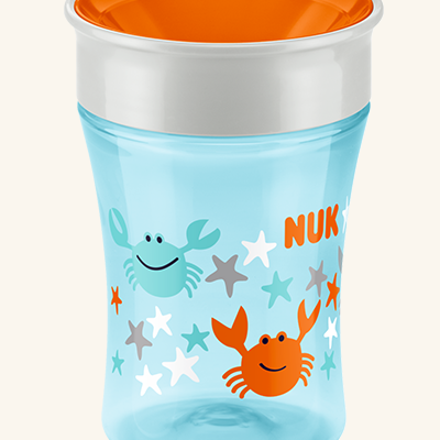 NUK | Magic Cup Laranja 230ml
