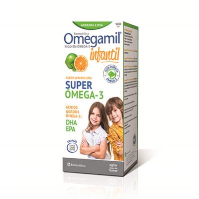 Omegamil | Infantil 100ml