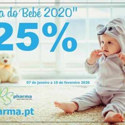 Feira do Bebé 2020!