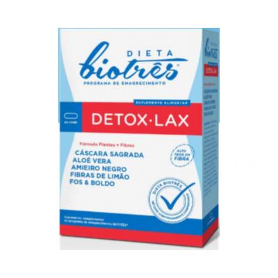 DIETABIOTRÊS | Detox·Lax