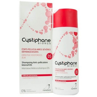 Cystiphane | Champô Anticaspa Suave DS 200ml