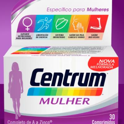 Centrum | Mulher 30 Comprimidos