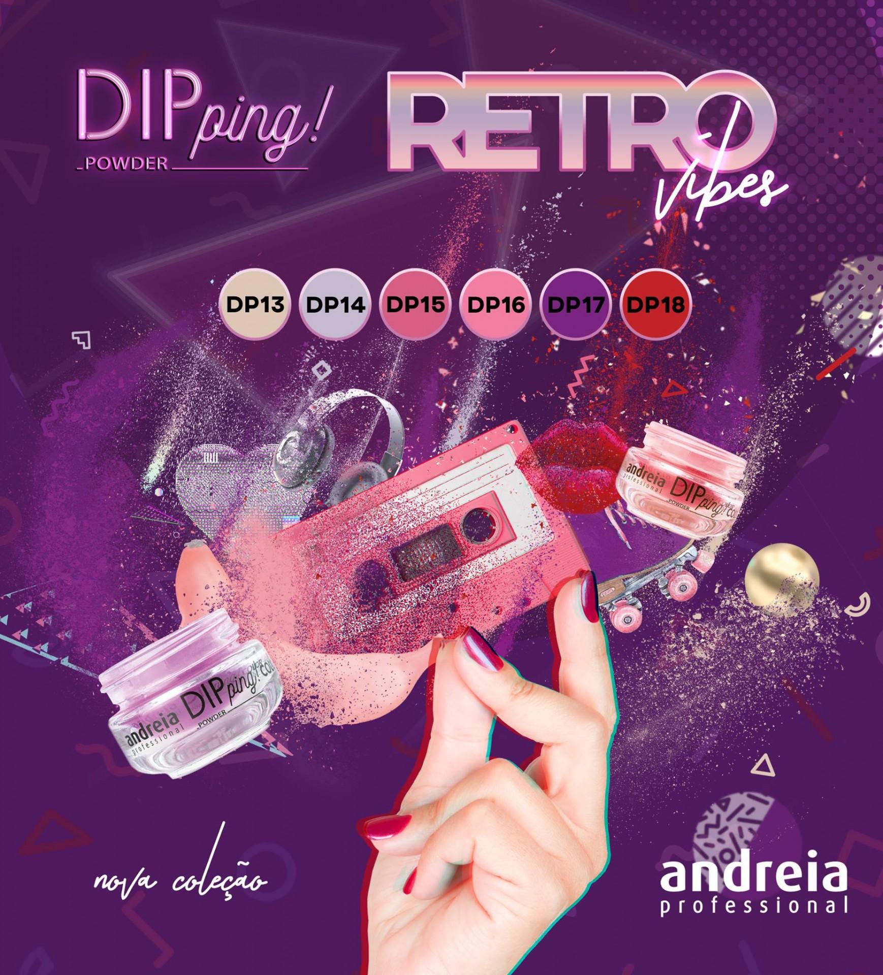 Dipping Powder Andreia - Color 10g