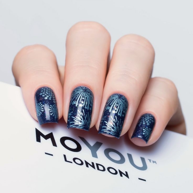 MoYou Stamping – Festive 05 - Ano Novo / Festa