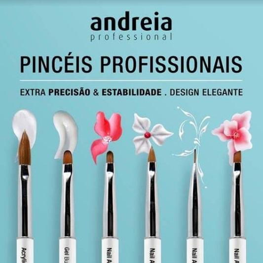 Pincel Profissional Andreia
