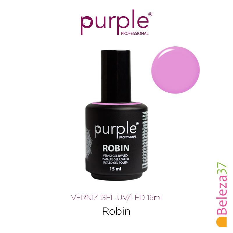 Verniz Gel PURPLE 1497 – Robin