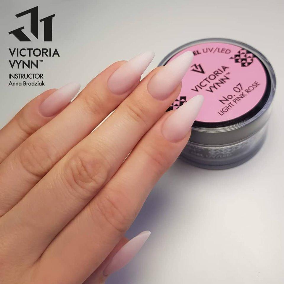 Gel Construtor Victoria Vynn 07 - Light Pink Rose 15ml