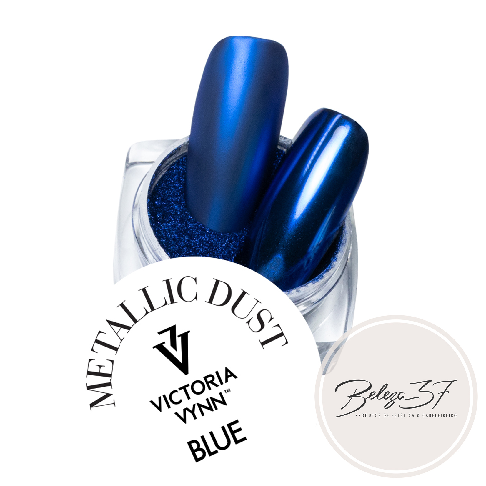 Art Dust Victoria Vynn 22 - BLUE (Metalizado)