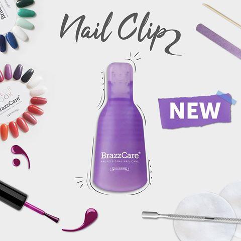 Nail Clips BrazzCare / BalbCare - 10 unidades
