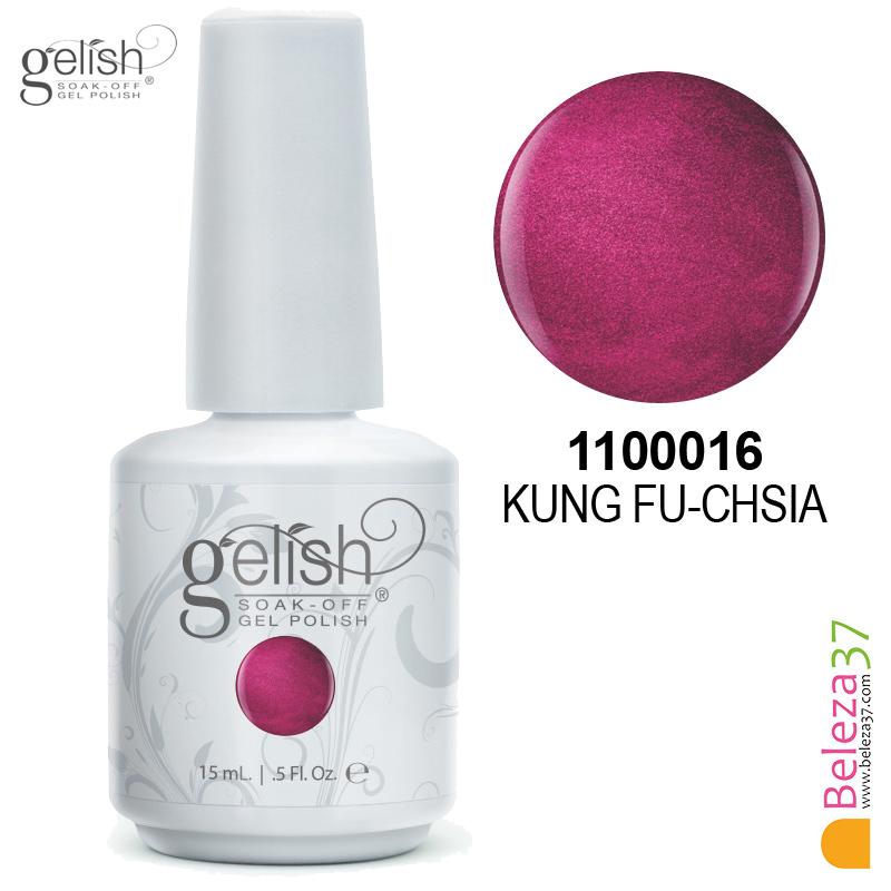 Gelish Harmony 1100016 – Kung Fu-chsia | Beleza37