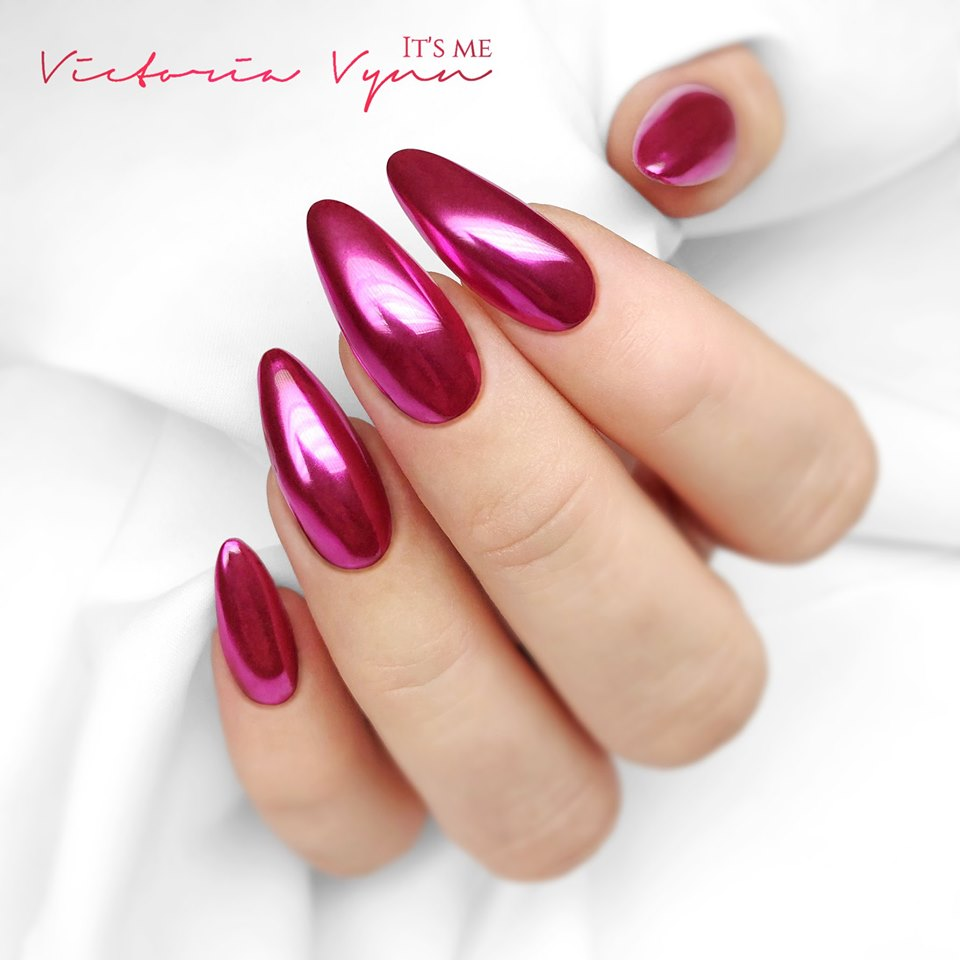 Art Dust Victoria Vynn 20 - LIGHT RED (Metalizado)