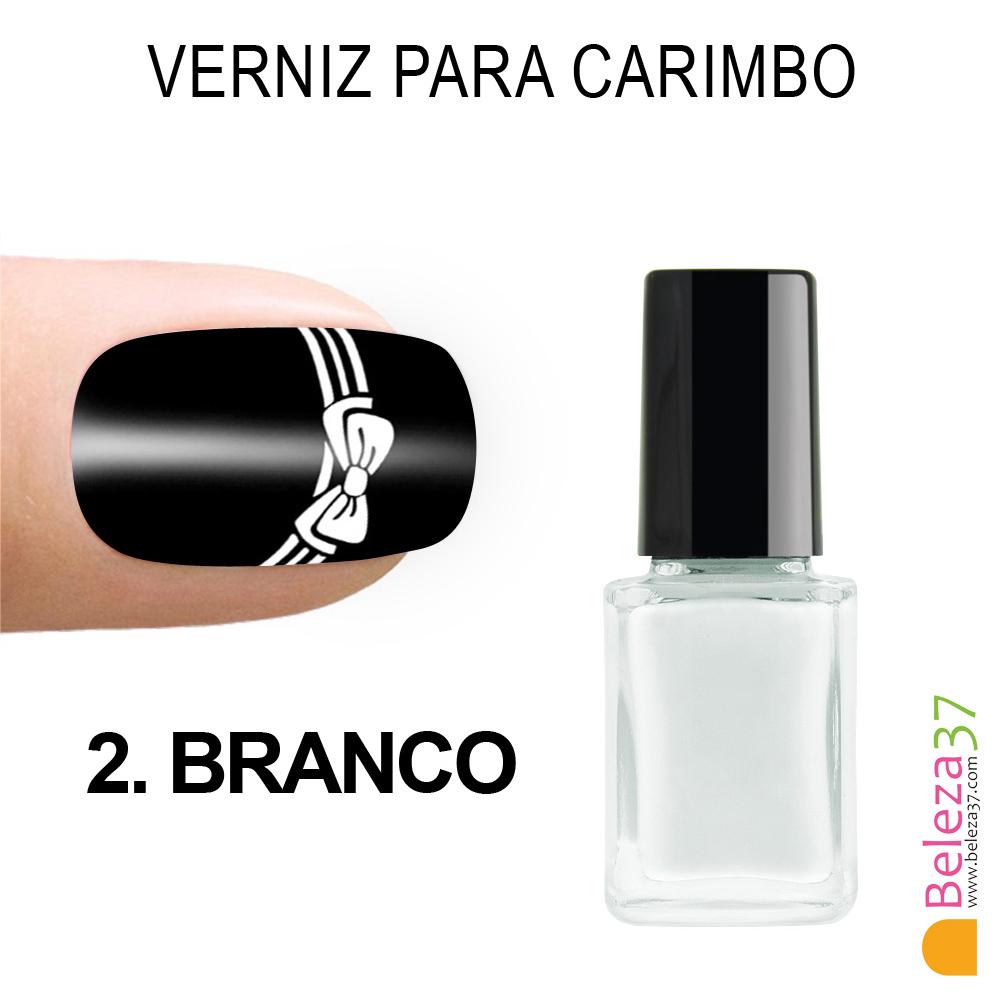 Verniz para Carimbo - 2. BRANCO