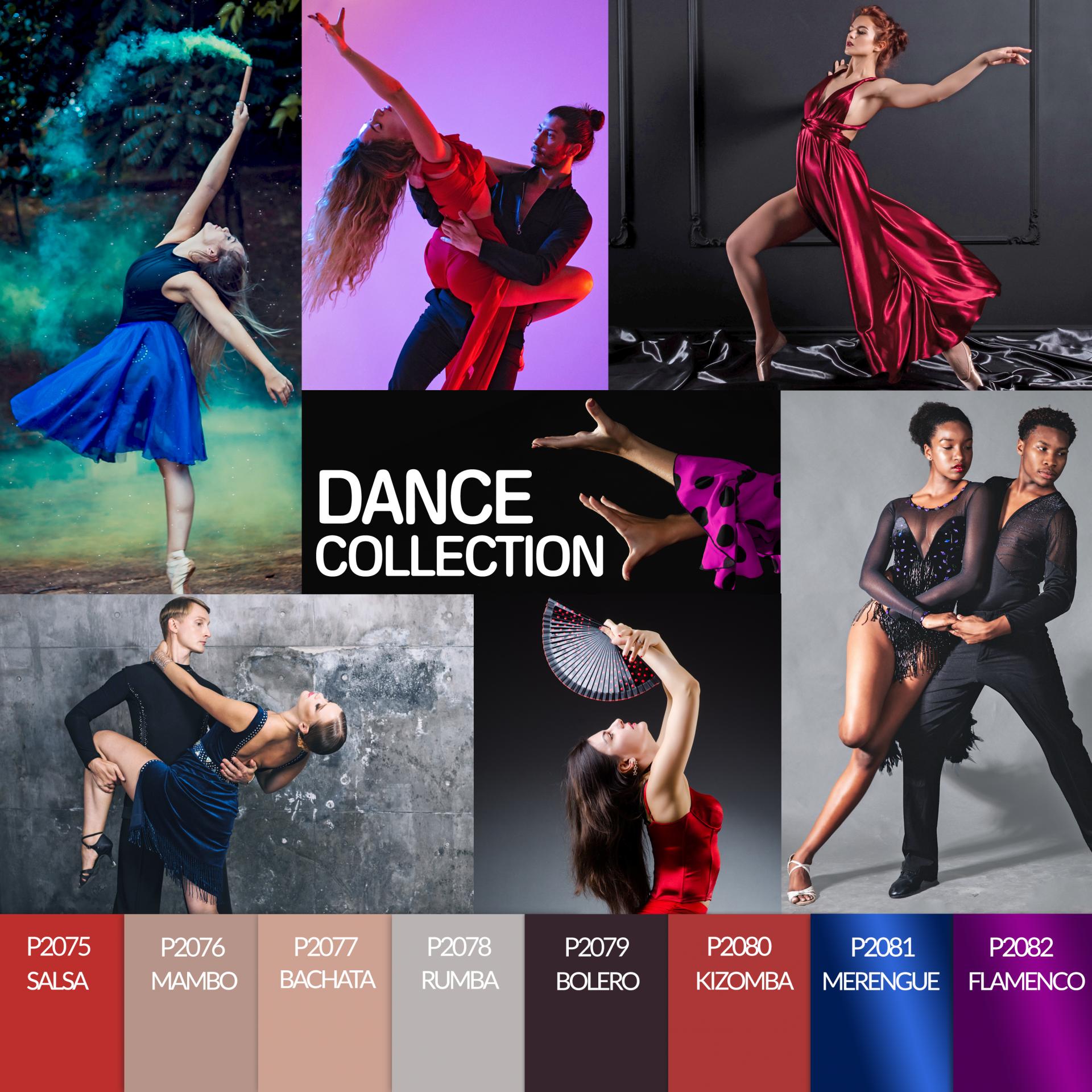 Coleção Verniz Gel PURPLE – Dance Collection (P2075 ao P2082)