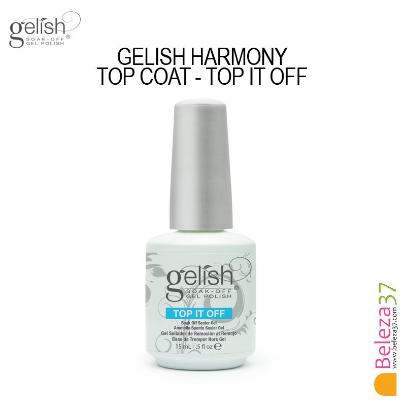 GELISH HARMONY - TOP COAT - TOP IT OFF