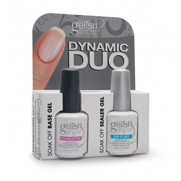 Dynamic Duo - Base Foundation e Top it Off
