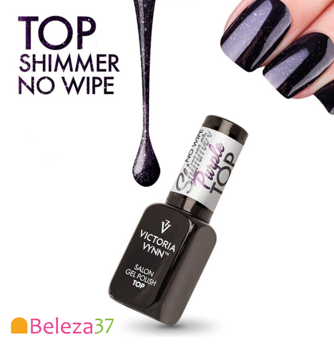 "Top ""No Wipe"" Shimmer Victoria Vynn - Purple"