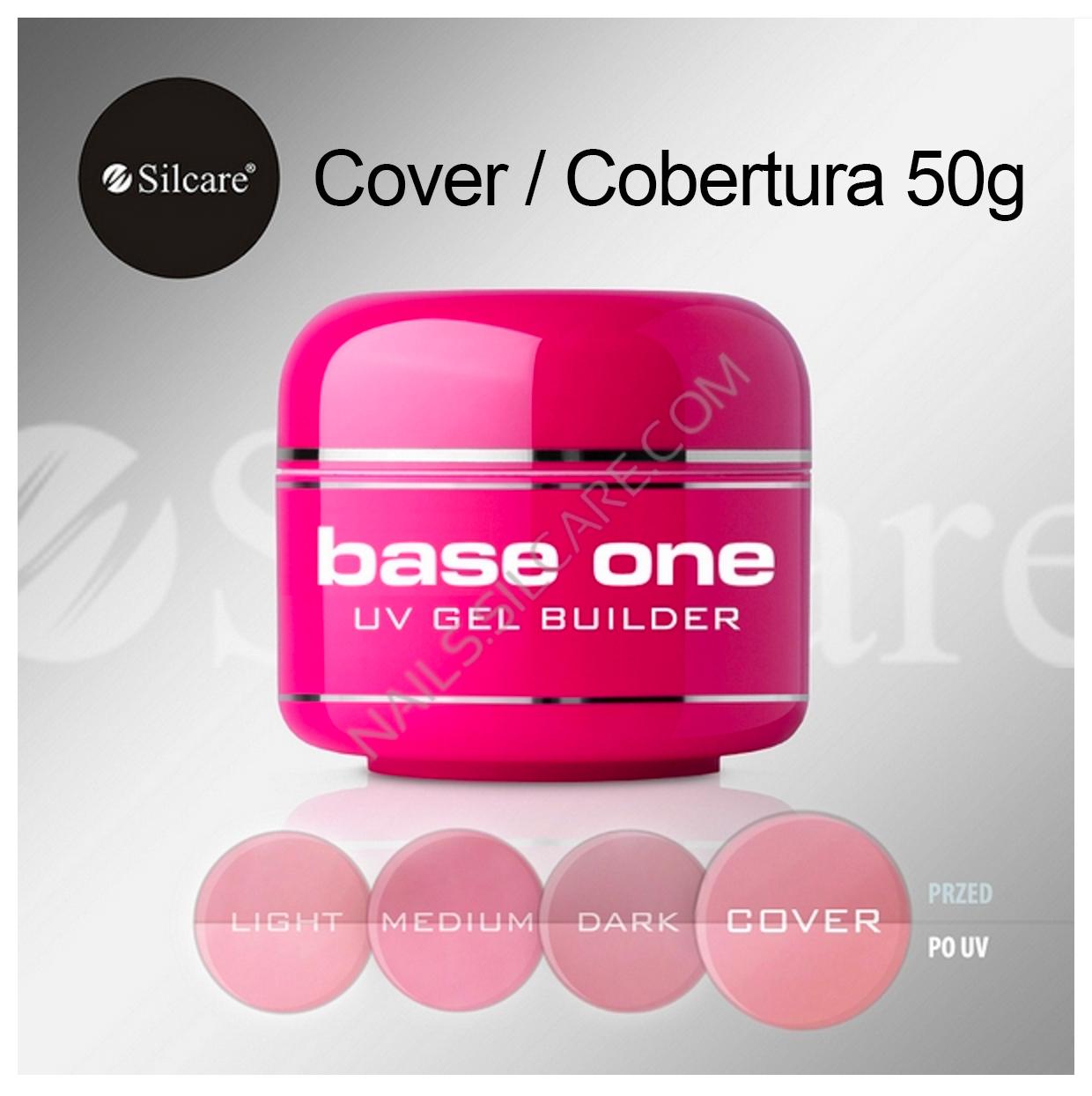 Gel de Construção Base One – Cobertura 50g