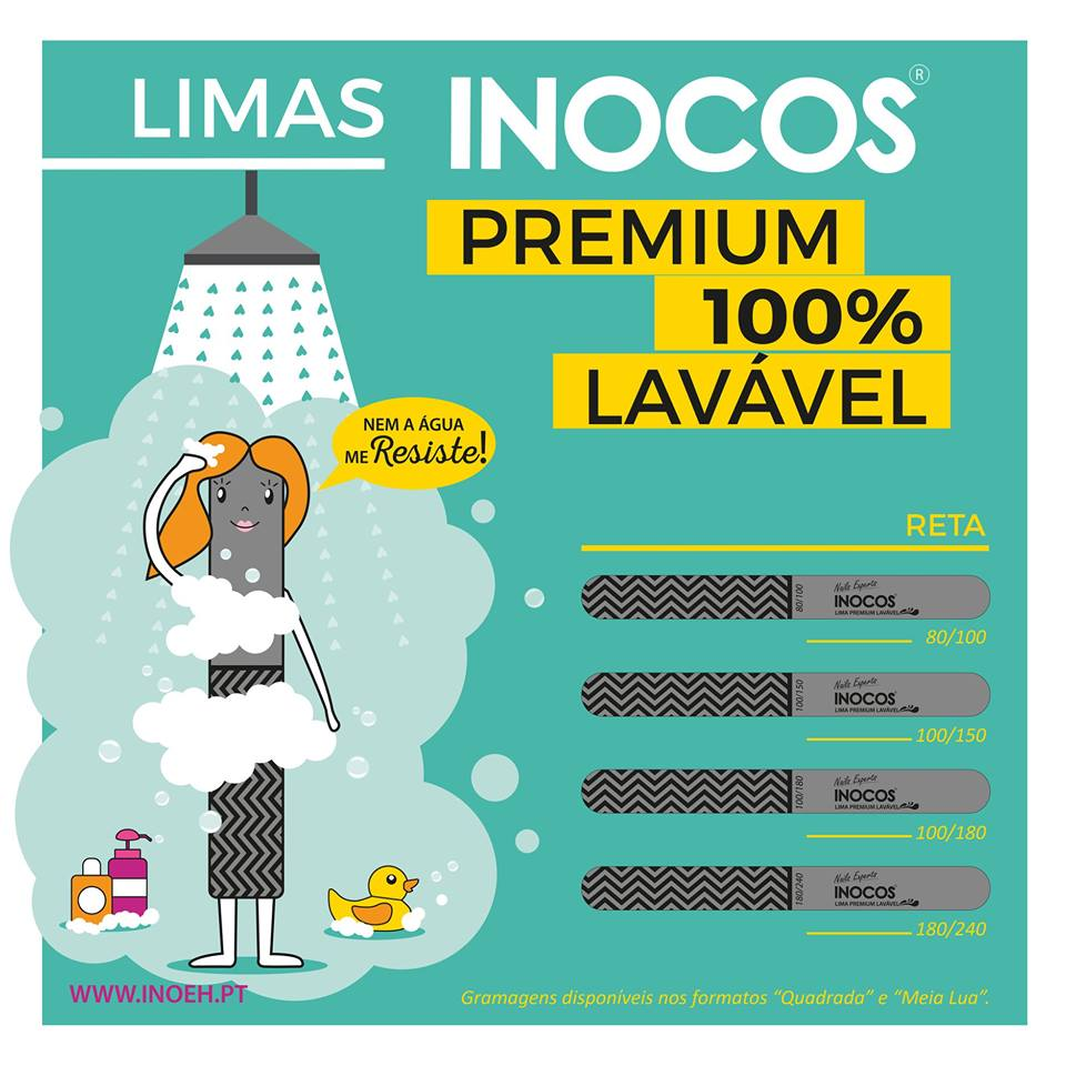 Lima Premium Lavável Reta Inocos