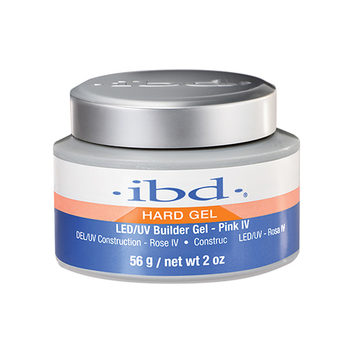 IBD – Gel Construtor LED/UV Rosa IV 56g
