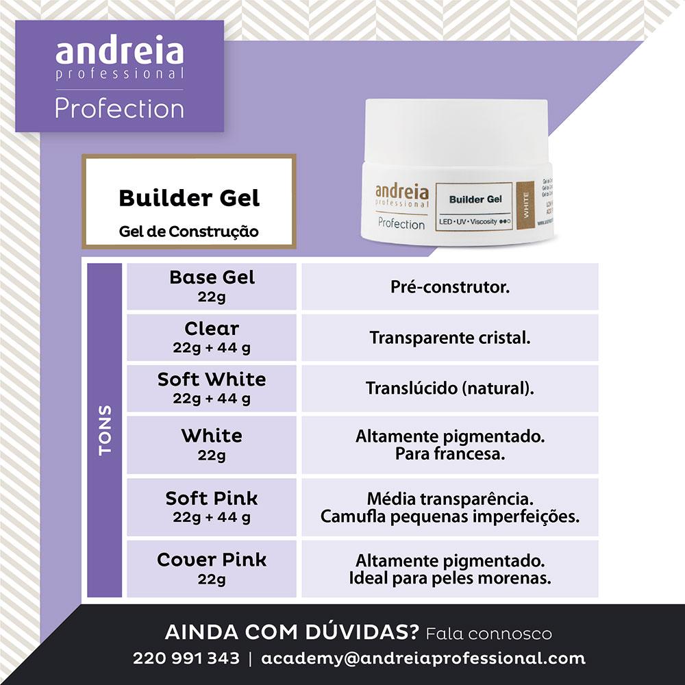 Builder Gel Andreia Profection