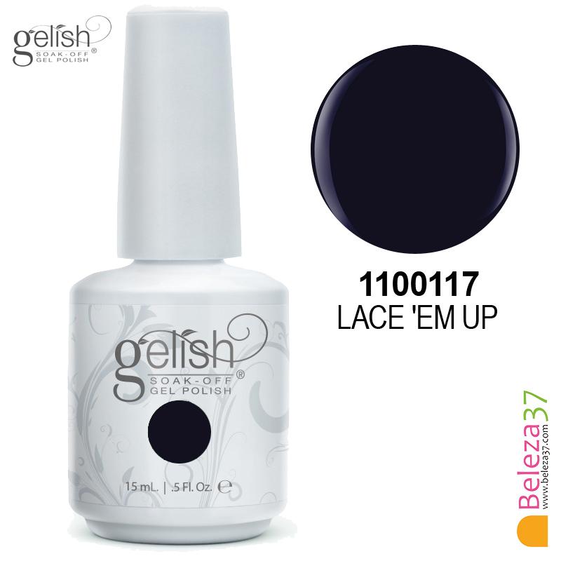 Gelish Harmony 1100117 – Lace 'em Up | Beleza37