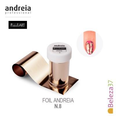 Foil Andreia - n.8