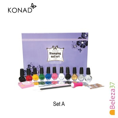 Conjunto KONAD - Set A