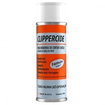 Clippercide 5 em 1 Para Máquinas de Cortar Cabelo 500ml