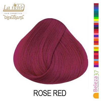 La Riché Directions - ROSE RED